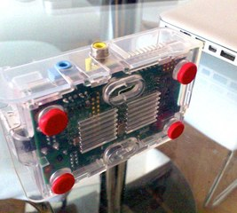 Improve a Raspberry Pi case