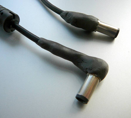 Repair broken power cables