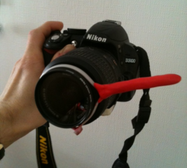 Create a focus puller for a Nikon d3100