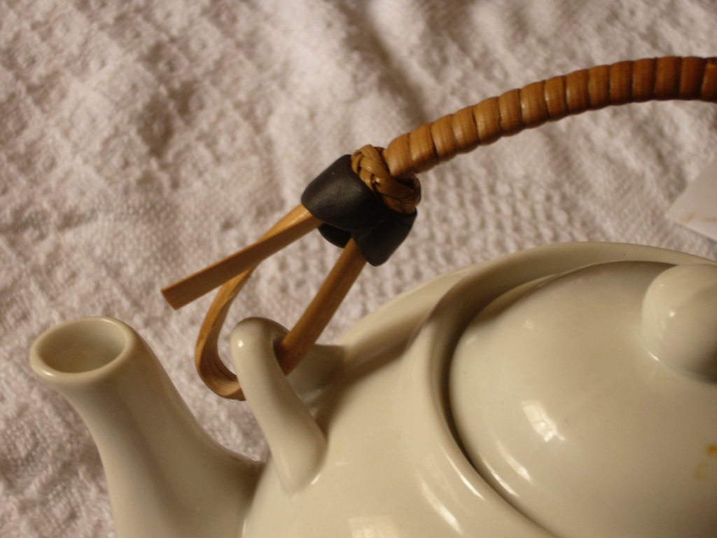 Get creative with a teapot