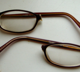 Repair eyeglasses
