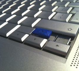 Replace a missing Macbook key