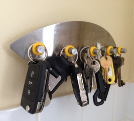 Improve a key holder