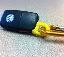 Renew a VolksWagen key