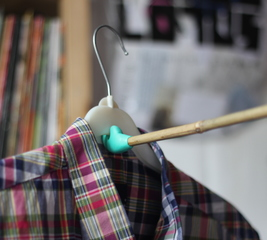 Create a hanger helper