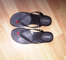Fix Melissa Shoes flip flops