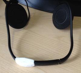 Fix a Logitech headset
