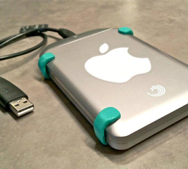 Protect your Apple hard-drive