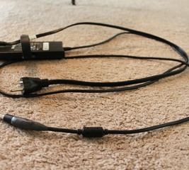 Rescue your Dell power cord