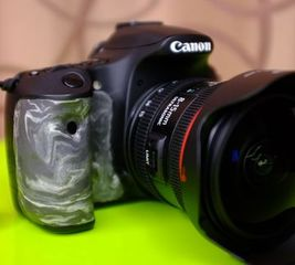 Make a perfect grip for a Canon 60D