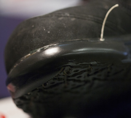 Repair an MBT shoe