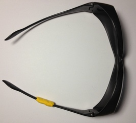 Repair sunglasses