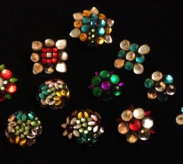 Make beautiful brooches & hair pins