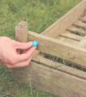 How to make a pen grip for your garden