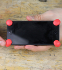 How to make bouncy sugru bumpers for your iPhone 5