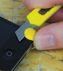 How to remove sugru